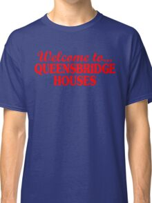 Welcome to... Queensbridge Houses Classic T-Shirt