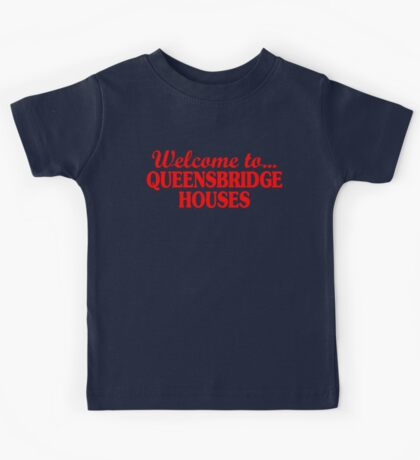 Welcome to... Queensbridge Houses Kids Tee