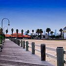 The Shore in Port Melbourne by Gerard Rotse