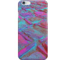 Square Stones Pathway Number 13 iPhone Case/Skin