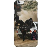 Obito don't give a f*ck iPhone Case/Skin