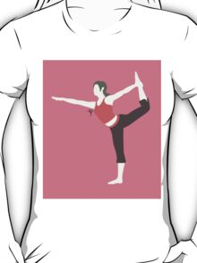 Wii Fit Trainer ♀ (Red) T-Shirt