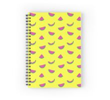 Watermelon Happiness Spiral Notebook