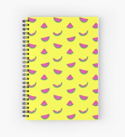 Watermelon Happiness Spiral Notebook