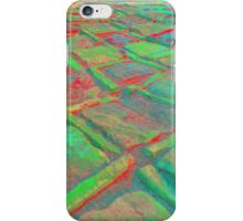Square Stones Pathway Number 15 iPhone Case/Skin