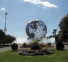 New York's Unisphere by leystan