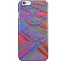 Square Stones Pathway Number 16 iPhone Case/Skin