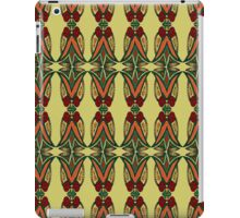 Acid Owl #3 iPad Case/Skin