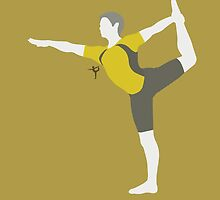 Wii Fit Trainer ♂ (Yellow) by ejstupid