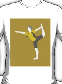 Wii Fit Trainer ♂ (Yellow) T-Shirt