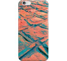 Square Stones Pathway Number 18 iPhone Case/Skin