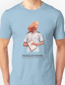 EPCOT Norway Pavilion MAELSTROM NEVER FORGET - Retro Disney - Cruise Director T-Shirt