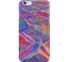 Square Stones Pathway Number 25 iPhone Case/Skin