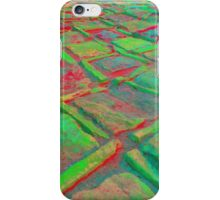 Square Stones Pathway Number 26 iPhone Case/Skin