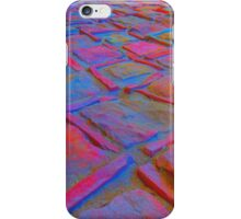 Square Stones Pathway Number 27 iPhone Case/Skin