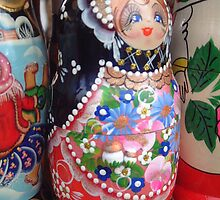 Matryoshka Dolls by rualexa