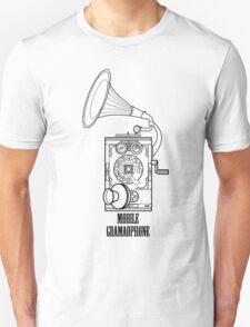 Mobile Gramophone Unisex T-Shirt