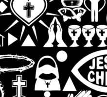 CHRISTIANITY Sticker