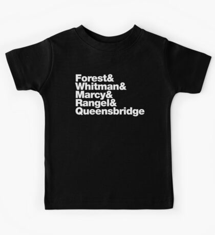 The Projects Kids Tee