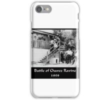 Battle of Chavez Ravine iPhone Case/Skin