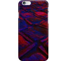 Square Stones Pathway Number 30 iPhone Case/Skin