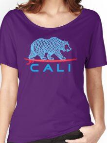 CALI Women's Relaxed Fit T-Shirt