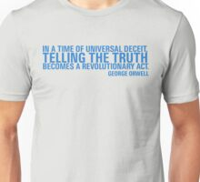 Telling The Truth Unisex T-Shirt