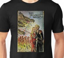 Princess Bride Art illustration drawing movie As You Wish 80's fantasy Wesley Valentine's present Robin Wright Penn Rob  Unisex T-Shirt