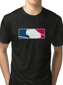 Major League Drifting BRZ / FRS / FT-86 : VERSION 2 Tri-blend T-Shirt