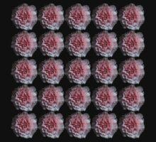 Pale Pink Flowers Kids Tee