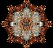 Dandelion Porridge 9 Days Old by Rhonda Strickland