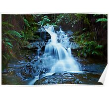 Leura Cascades - Blue Mountains NSW Poster