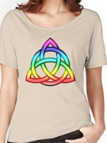 Triquetra (Trinity Knot) Women's Relaxed Fit T-Shirt
