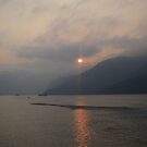 Yangtze Sunset by justineb