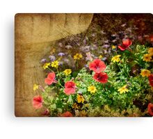 Summer Mix Canvas Print