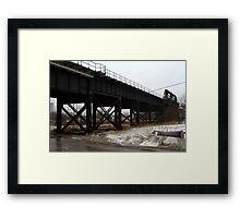 High Line Framed Print
