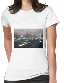 Innocent Serenity v2 Womens Fitted T-Shirt