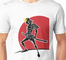 Land of the Rising Sun - Samurai Warrior Unisex T-Shirt