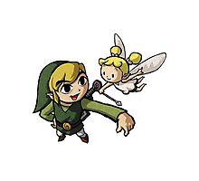 The Legend Of Zelda : Wind Waker - Link Photographic Print