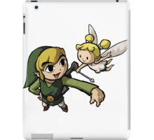 The Legend Of Zelda : Wind Waker - Link iPad Case/Skin