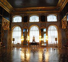 Entertaining room- Catherine's Palace Photographic Print