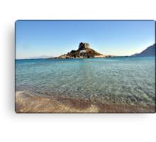 Greece - KOS - Agios Stefanos Canvas Print