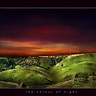 the colour of night by ArtX