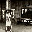Vintage Gas Pump by sundawg7