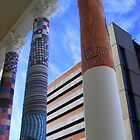 Cosy Columns 1 by MyceanSage