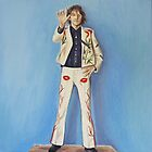 Gram Parsons by kathy archbold