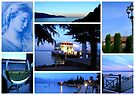 "Lake Garda Impressions featured in ""Colour me a rainbow - Blue"" by ©The Creative  Minds"
