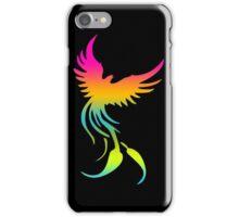 Colorful mythical bird Phoenix iPhone Case/Skin