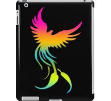 Colorful mythical bird Phoenix iPad Case/Skin