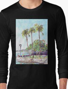 Beare Park Picnic Long Sleeve T-Shirt
